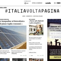 italia volta pagina