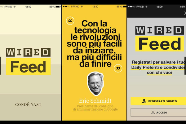 Wired-Feed-App