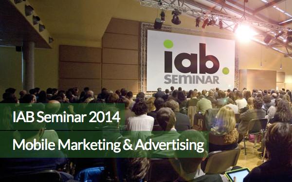 Iab Seminar-1 luglio 2014
