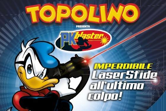 Topolino gadget estivo 2014