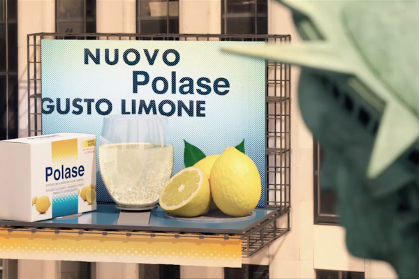Polase Gusto Limone - Spot 2014 - Serviceplan