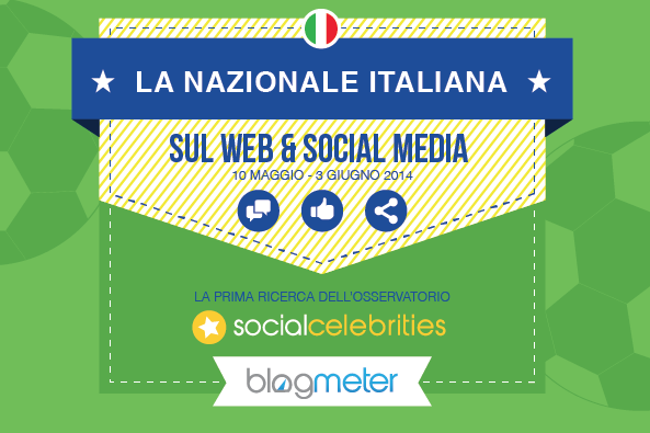 Blogmeter Nazionale italiana social