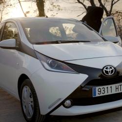 Toyota Aygo giugno 2014