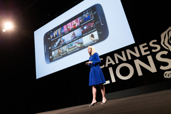 marissa mayer cannes 2014