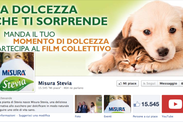 Misura Stevia - Facebook