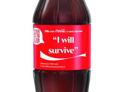 coca-cola i will survive
