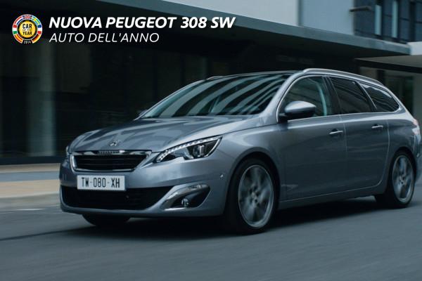 Peugeot 308sw_Spot Auto dell'anno
