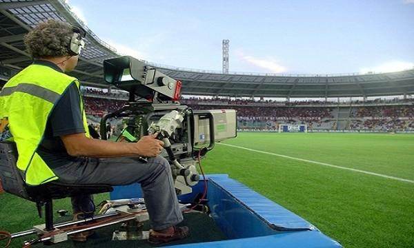 telecamera bordo campo