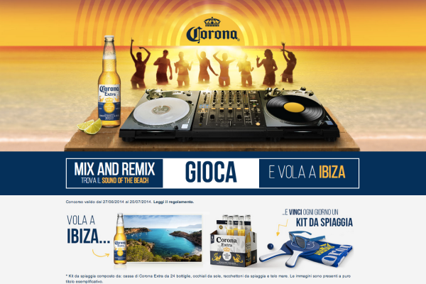 Corona - contest Imille