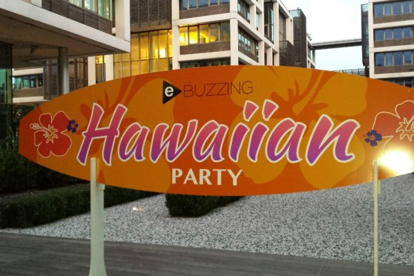 Ebuzzing Opening Party