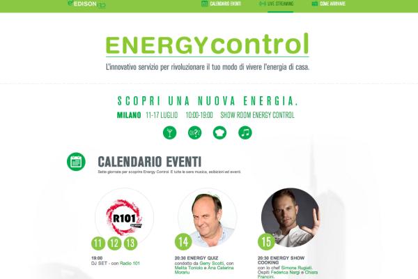 Energy Control Week - Edison - Cayenne