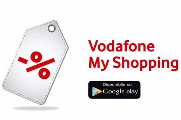 Vodafone My Shopping