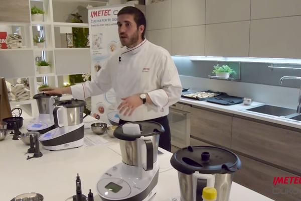 Imetec Cukò - Show cooking - DubbleUp