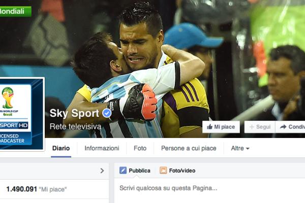Sky Sport Facebook