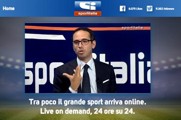 Sportitalia - sito - Speciale Calciomercato