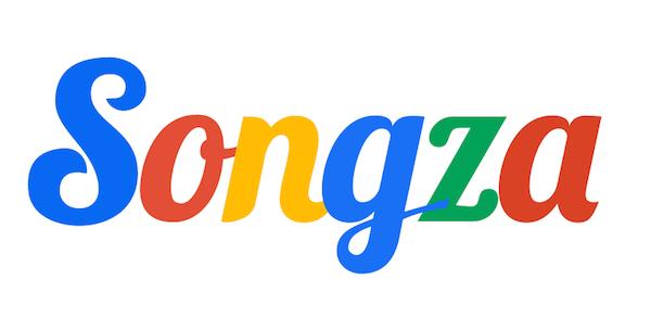 Songza logo Doodle Google