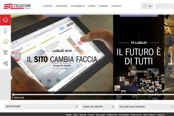 Telecomitalia.com