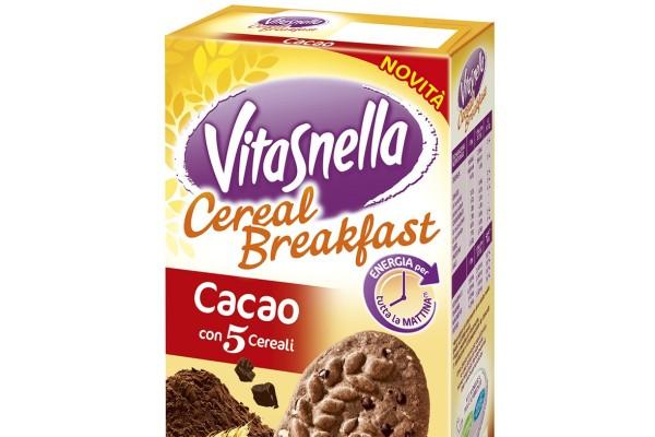Vitasnella Cereal Breakfast Cacao