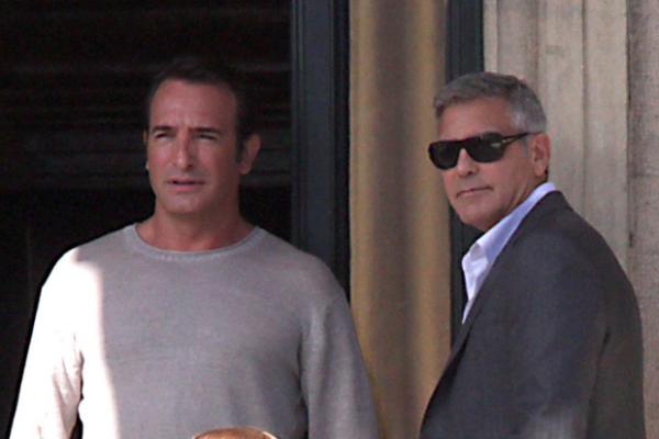 Nespresso - Jean Dujardin e George Clooney