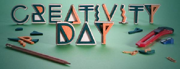 Creativity Day Logo