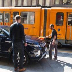 Range Rover Evoque riprese agosto 2014