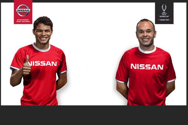 Silva-Iniesta-Nissan