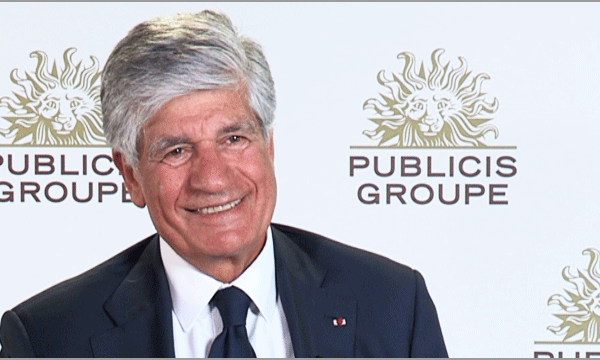 maurice levy publicis groupe