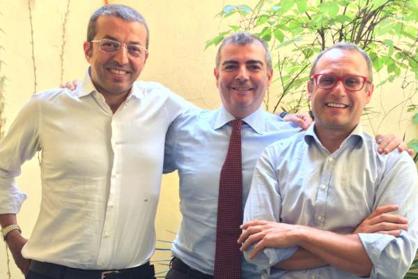 Mardegan, Ranucci, Antonelli
