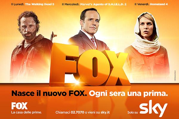 Fox La Casa delle Prime
