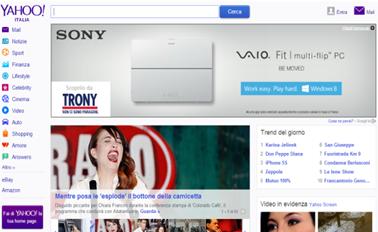 SonyVaio-Yahoo