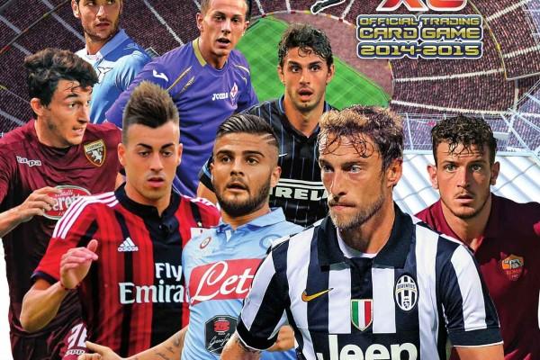 Panini_CalciatoriAdrenalynXL 2014-2015_Cover