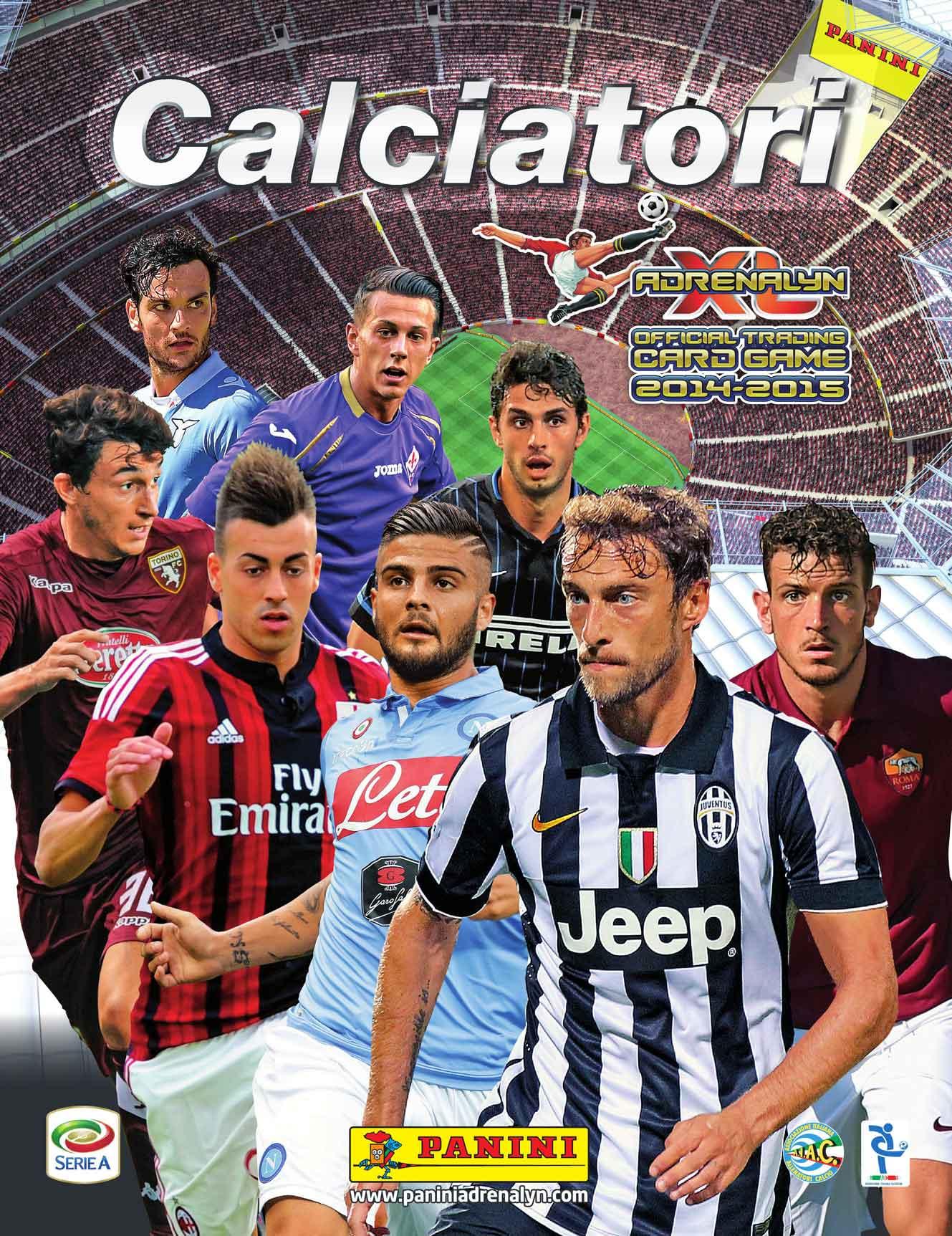 Calciatori Panini: ecco Adrenalyn XL, le nuove card dei ...