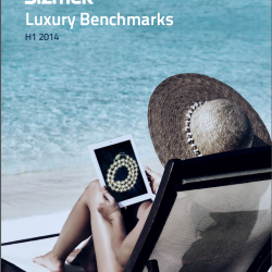 Sizmek Luxury Benchmarks 2014