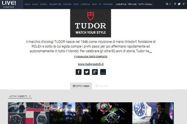 CN Live! Tudor