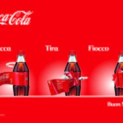 coca-cola natale 2014 fiocco magico