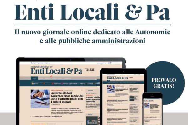 Nasce Il Giornale Digitale Il Quotidiano Del Sole 24 Ore Enti