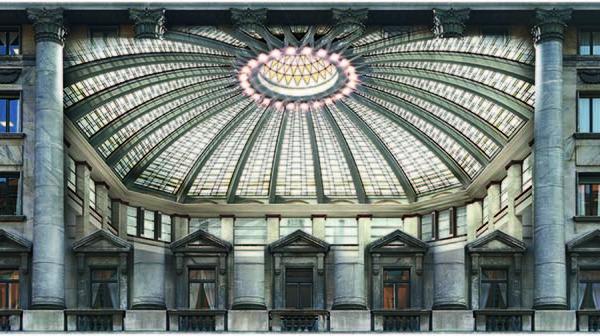 Banca Popolare Di Milano Compie 150 Anni Si Festeggia Con Una Maxi