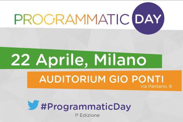 Programmatic-Day-1