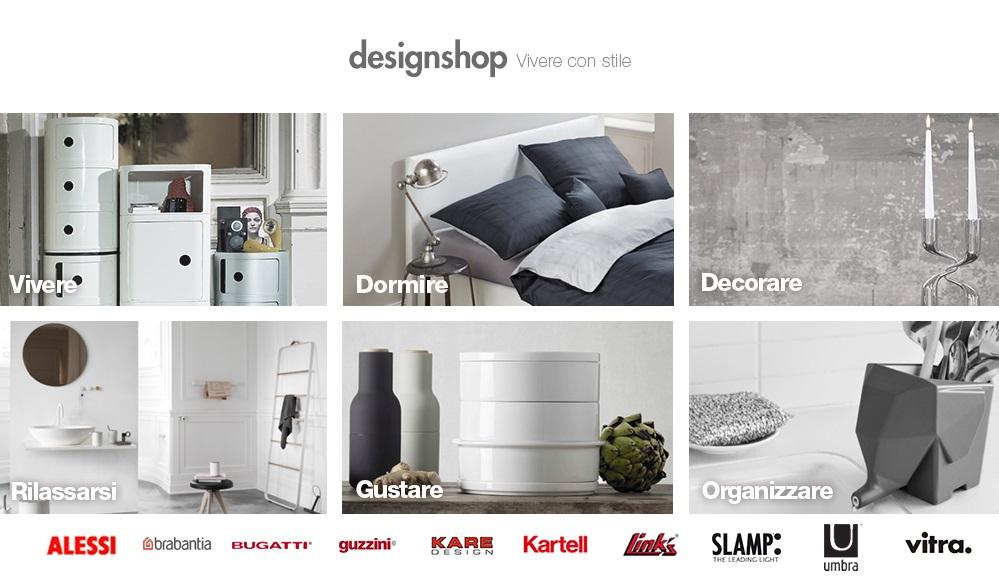 Lancia design shop disponibile online una vasta for Design per la casa online