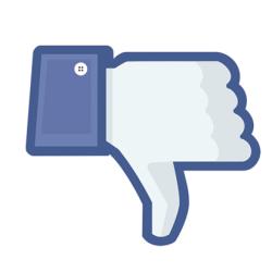 Unlike-Facebook