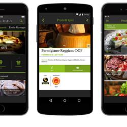 FoodInItaly-App