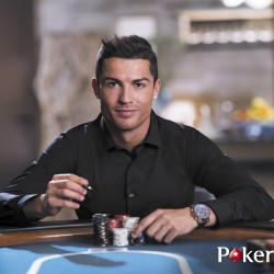 Poker ronaldo commercial