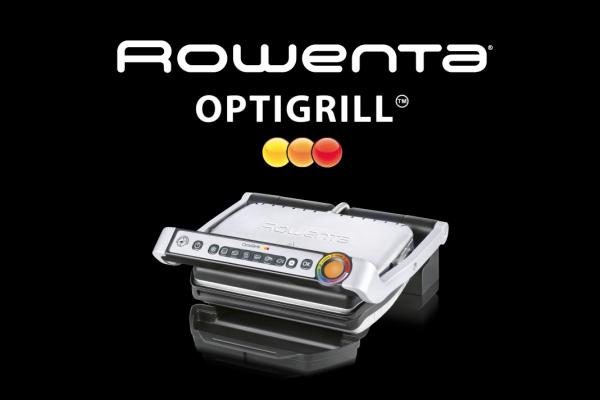 Rowenta-Optigrill