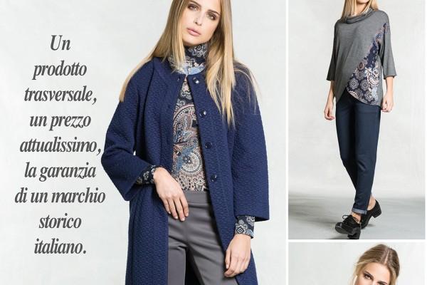 premium selection 9c197 4e1e6 Ragno Easy & Chic: la nuova campagna autunno inverno 2015 ...