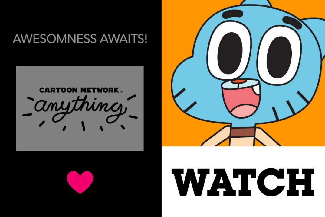 Arriva Cartoon Network Anything, l'app che fa spazio al native