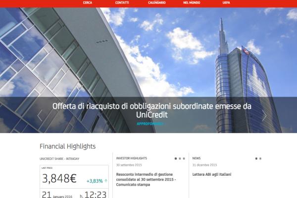 Unicredit-sito