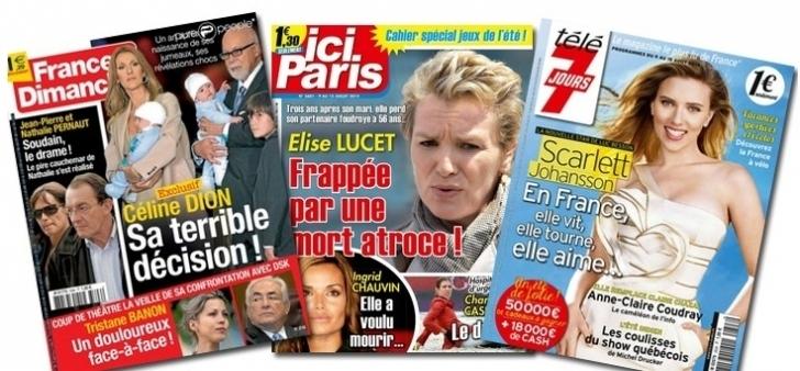 mondadori verso l 39 acquisizione di tre riviste guide tv francesi di lagard re. Black Bedroom Furniture Sets. Home Design Ideas
