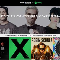 Corsera Spotify