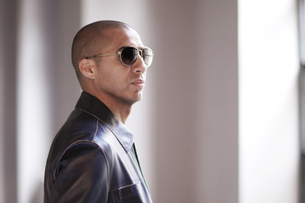 David-Trezeguet-TRUSSARDI-Eyewear #VisionaryElegance - Photo Julian Hargreaves