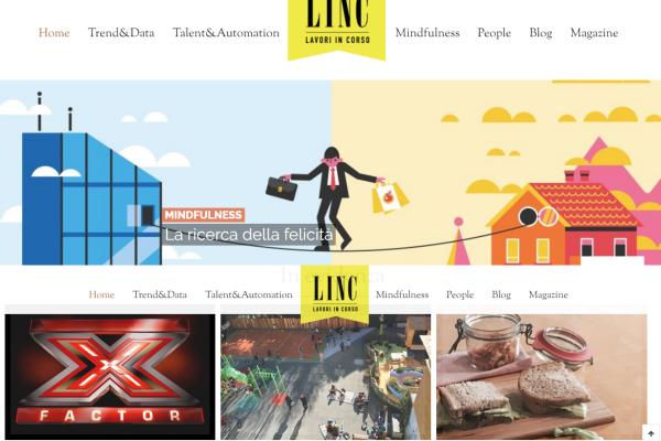 LINC-Magazine